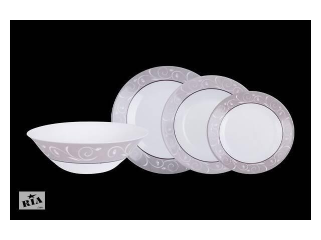 купить бу Сервиз Luminarc Essence Abelya 19 предметов N4493 в Чернигове