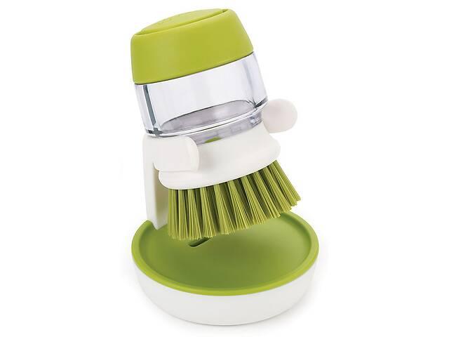 продам Щетка для мытья посуды Jesopb с дозатором для моющего средства N01232 (gr_007357) бу в Киеве