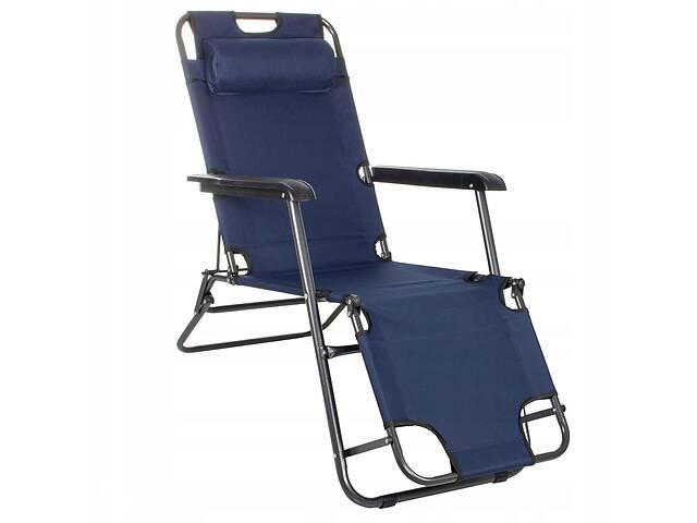 бу Шезлонг (кресло-лежак) для пляжа, террасы и сада Springos Zero Gravity GC0012 в Одессе