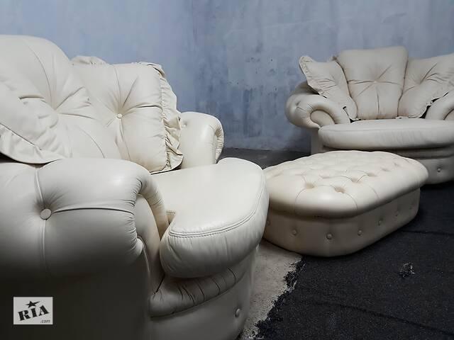 Кожаный комплект, кожаные кресла, кожаное кресло, кожаные кресла