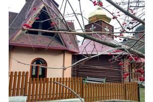 Штакетник Золотой Дуб под деревянный двухсторонний