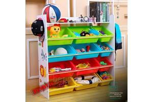 Стеллаж для игрушек от Бендвис   Shelving for toys  