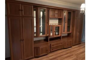 Стенка в гостинную, комплект мебели, гарнитур