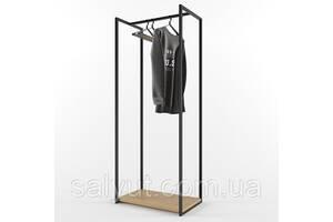 Стойка-вешалка для одежды в стиле LOFT (NS-963247124)