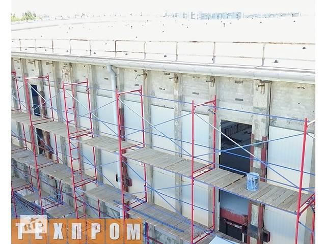 купить бу Будівельні рамні лісу комплектація 2 х 6 (м) в Києві