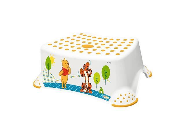 продам Ступенька в ванную Lorelli Disney Бело-желтый бу в Одессе