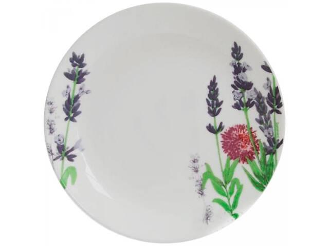 продам Тарелка десертная Luminarc Lavender P3493 19 см бу в Одессе
