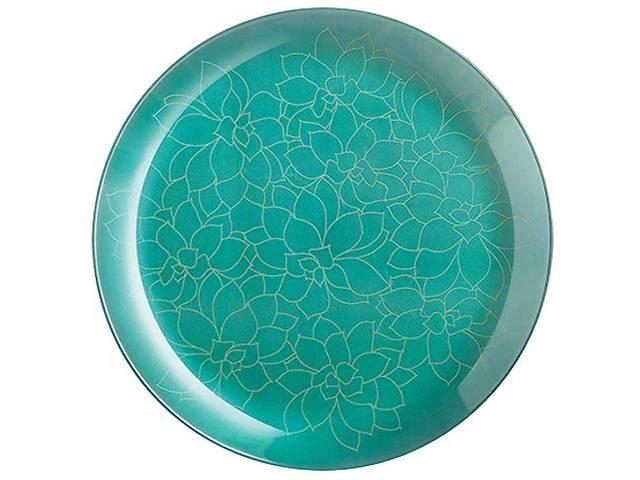 бу Тарелка обеденная круглая Luminarc Fleurs de Bach 26 см L8282 в Чернигове