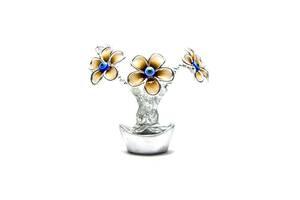 Цветы На Чаше Богатства (13Х9Х5 См) 26488