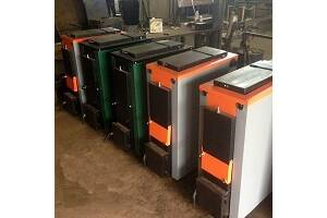 Твердотопливный котел длительного горения 12 - 32 кВт