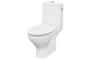 Унитаз Cersanit Moduo 43 Clean On с сиденьем Slim
