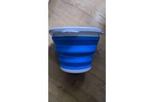 Ведро складное силиконовое на 10 литров