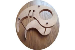Вироби з дерева ручної роботи.