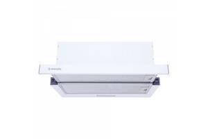 Вытяжка кухонная Minola HTL 6814 WH 1200 LED