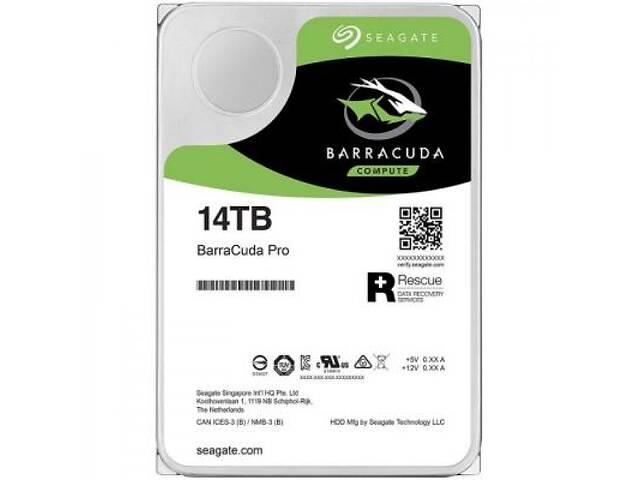 купить бу Жесткий диск 3.5 14TB Seagate (ST14000DM001) в Харькове