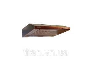 Вытяжка ProfitM Плоская Турбо №1 50-60 см 420м3 3 ск коричневая