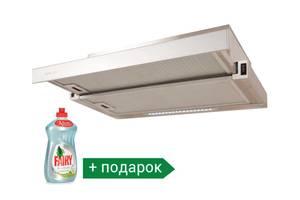 Вытяжка Sweet Air Tornado 60 CE 9 S-Alum новая кухонная LED
