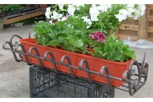 Ящик для цветов для балкона (кронштейн)