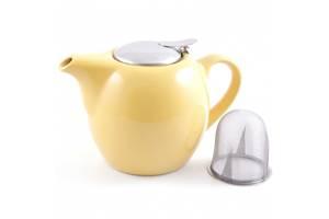 Заварочный чайник с ситечком Fissman 0.75 л