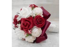 Букет-дублер свадебный для невесты.