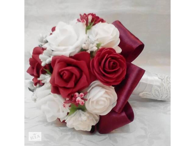 продам Букет-дублер весільний для нареченої. бу в Сумах