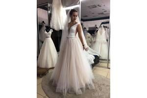 Нежная свадебное платье, выпускное платье
