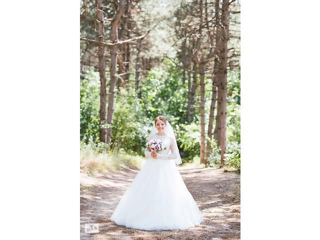 Продам/Сдам в прокат шикарное свадебное платье- объявление о продаже  в Запорожье