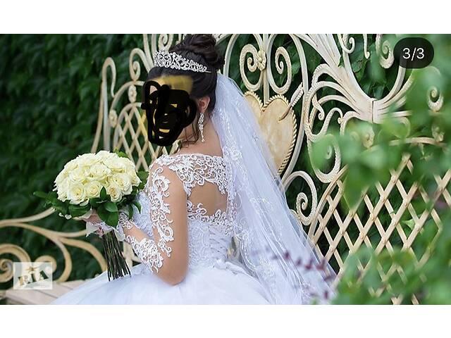 купить бу Продам свадебное платье в идеальном состоянии.  в Николаеве
