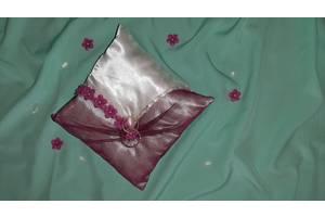 Продам свадебные подушки для колец