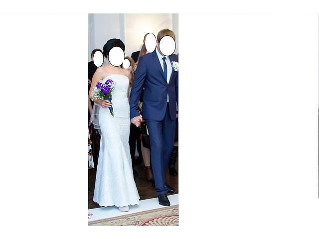 продам Продам великолепное свадебное платье бу в Харькове