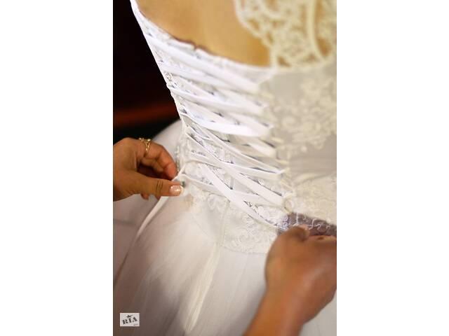 бу Продам весільну сукню. в Києві
