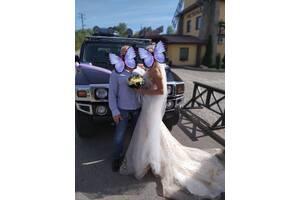 Продаю свадебное платье Продам Свадебное платье продам с жемчугом и камнями Италия Лодочка
