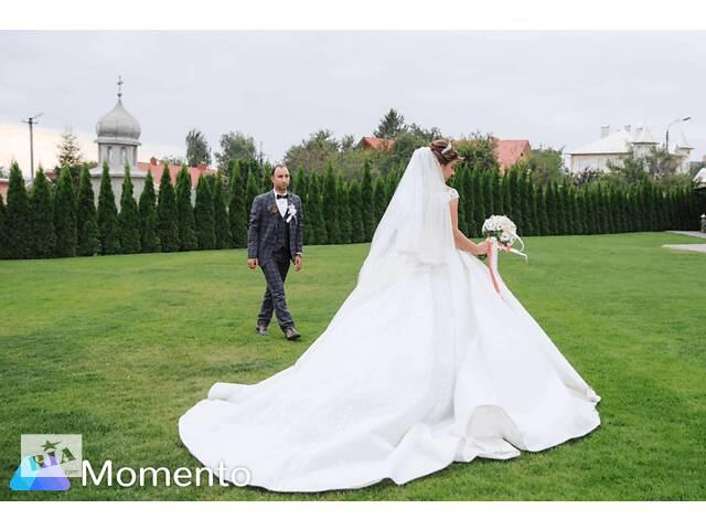 Платье свадебное- объявление о продаже  в Черновцах