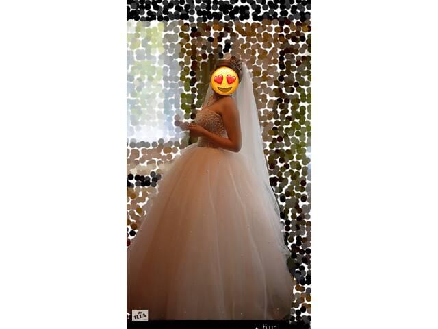 продам Весільна Сукня Ручної Роботи  бу в Костянтинівці