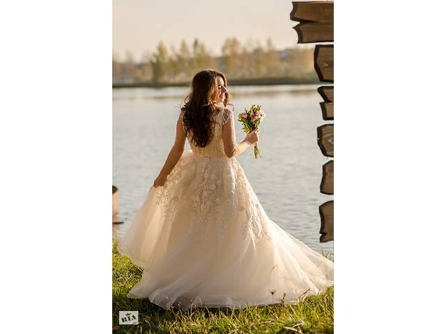 купить бу Свадебное платье в Ровно