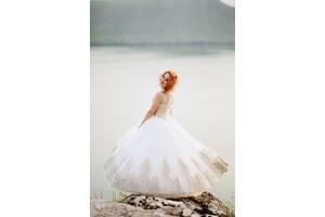 Свадебное платье (свадебное платье) XS-S