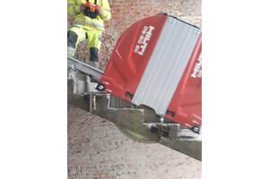Алмазная резка бетонных конструкций стенорезной машиной