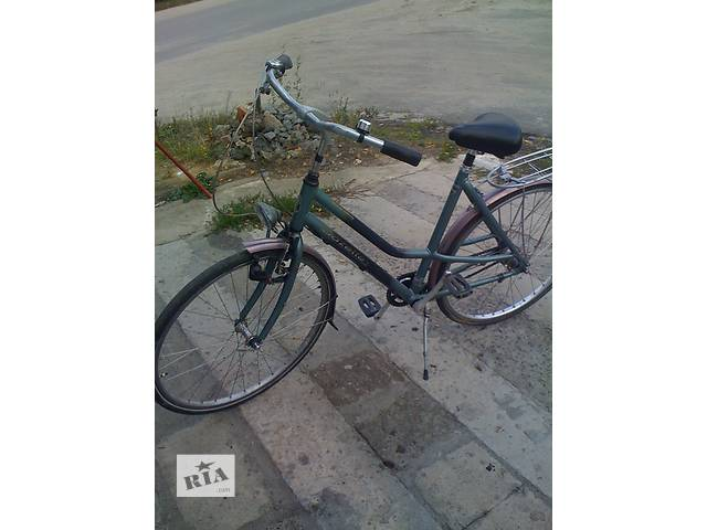 купить бу Алюминиевый велосипед Gazelle(Голландия) в Ковеле