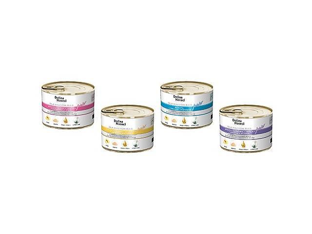 купить бу Корм для собак маленькой породы JUNIOR Mix 4-х вкусов 20x185g в Львове