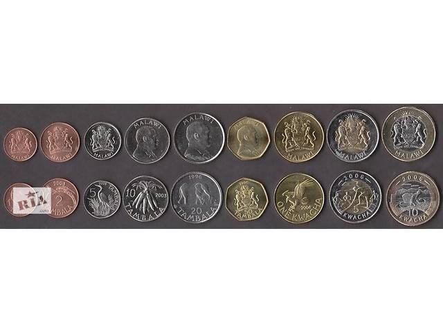 продам Набір монет Малаві UNC бу в Харкові