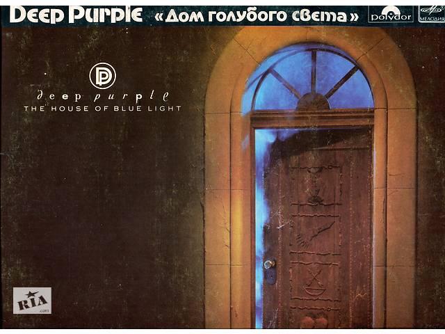 """Продам платівку Deep Purple """"The House Of Blue Light"""" – 1987- объявление о продаже  в Киеве"""