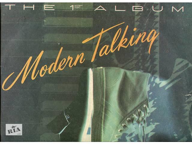 """продам Продам вініл Modern Talking """"The 1st Album"""" – 1985 бу в Киеве"""
