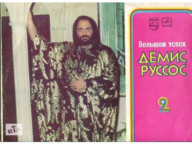 Продам винил The Great Success of Demis Roussos – 1988- объявление о продаже  в Киеве