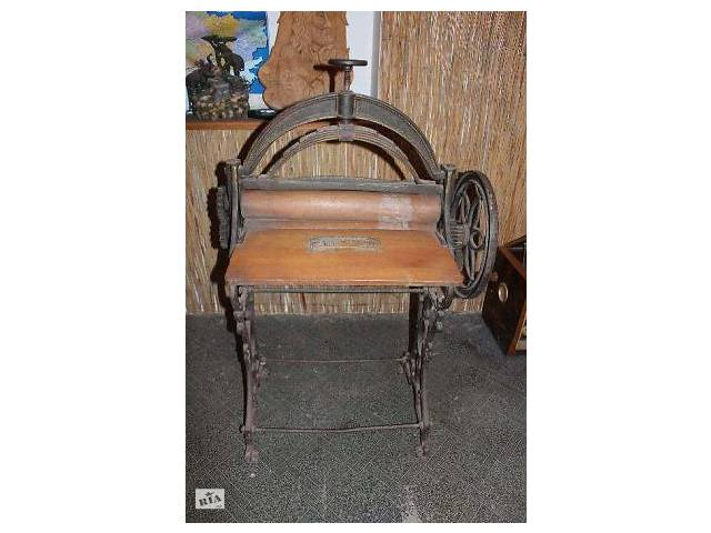 продам Продаж антик утюг,праска оригинал 1890 год  бу в Берегово