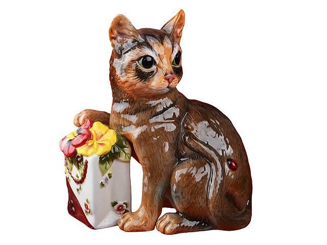 Статуэтка Кошка 20 см 59-128