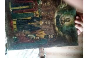Старовинні ікони на дереві
