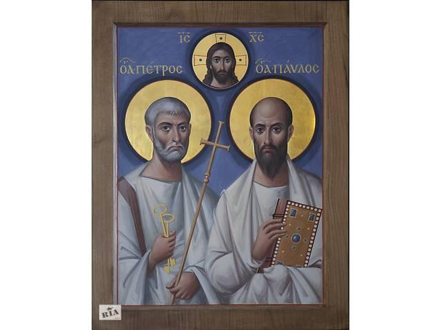 купить бу Икона Святые апостолы Петр и Павел в Киеве
