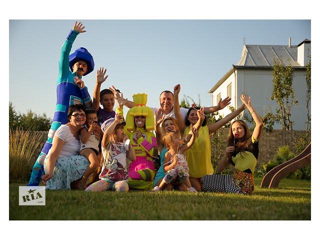 купить бу Аниматоры,Детский праздник,Борисполь в Борисполе