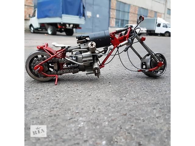 купить бу  апокалепсические мотоцыклы в Сумах