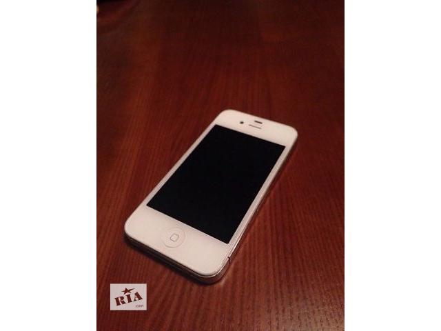 Apple iPhone 4S 8GB Neverlock- объявление о продаже  в Киеве